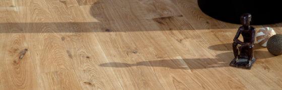 Třívrstvé dřevěné podlahy akce